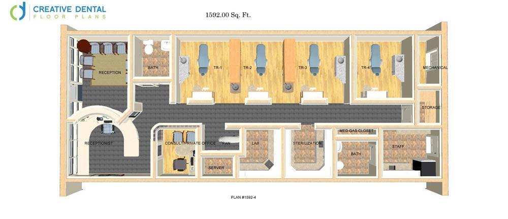 Small Dentist Office Design Plans